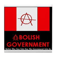 Anarchy Tile Coaster