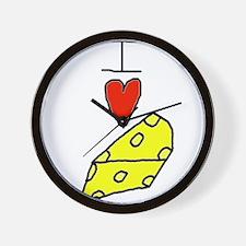Cute I love icarly Wall Clock