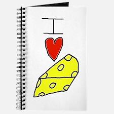 Cute Cheese Journal