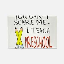 Preschool Teacher Rectangle Magnet (10 pack)