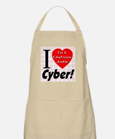 Let everyone know that you lo BBQ Apron