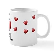 I Love Val - Mug
