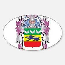 Heffernan Coat of Arms (Family Crest) Decal