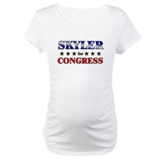 SKYLER for congress Shirt