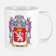 Hegan Coat of Arms (Family Crest) Mugs