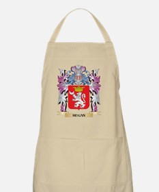 Hegan Coat of Arms (Family Crest) Apron