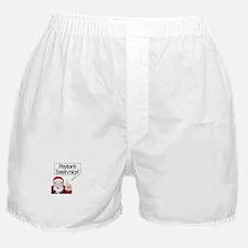 Peyton's Been Nice Boxer Shorts