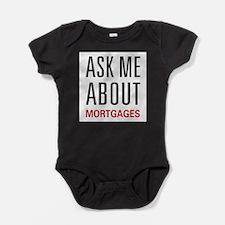 Cute Loans Baby Bodysuit