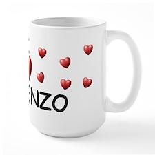 I Love Vincenzo - Mug