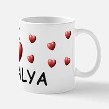 I Love Natalya - Mug