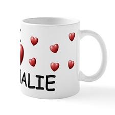 I Love Nathalie - Mug