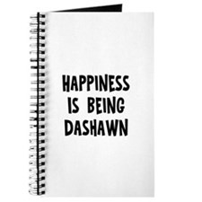 Happiness is being Dashawn Journal