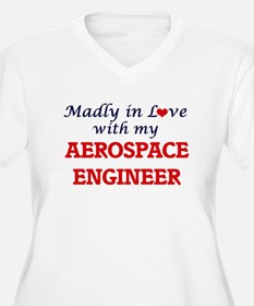 Madly in love with my Aerospace Plus Size T-Shirt