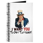 I want you... Journal