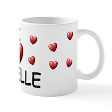 I Love Noelle - Mug