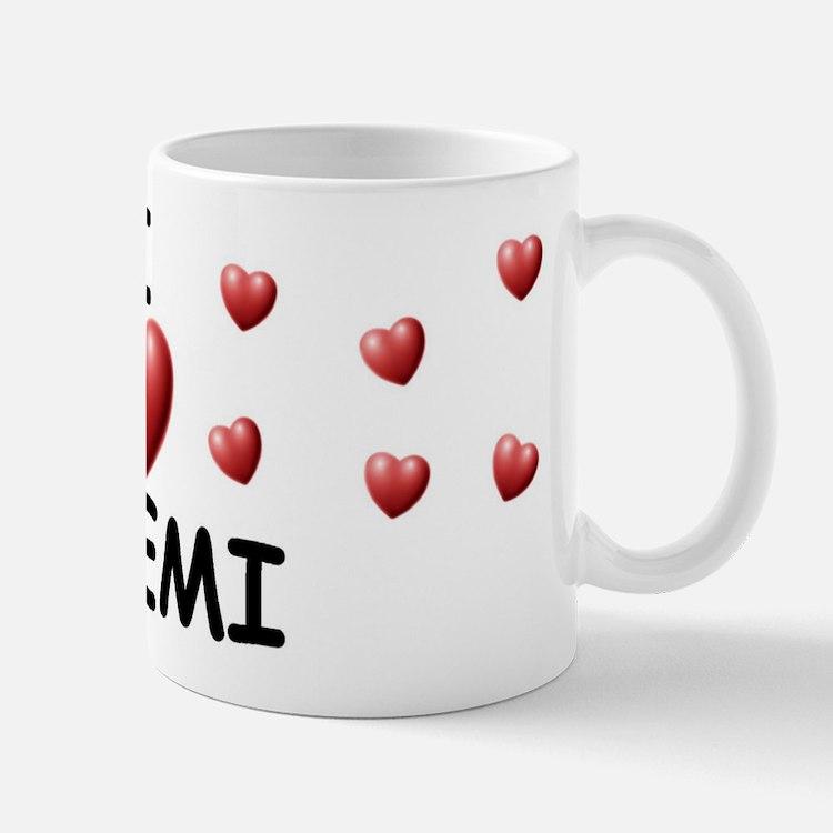 I Love Noemi - Mug