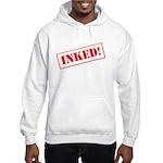 Inked Hooded Sweatshirt