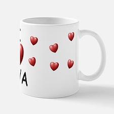 I Love Nya - Mug