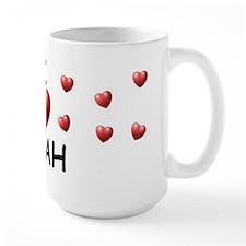 I Love Nyah - Mug