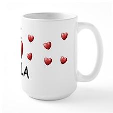 I Love Nyla - Mug