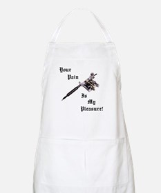 Your pain is my pleasure BBQ Apron