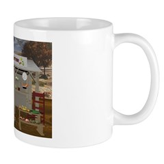 The Vegetable Stand Mug