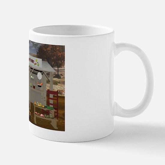 The Vegetable Stand Mug