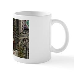 Romanesque Balcony Mug