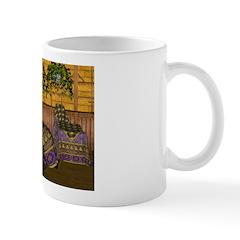 Jewels of India (Purple) Mug