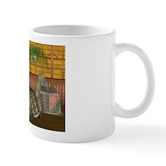 Jewels of India (Pink) Mug