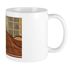 Flight of the Swan (Elegant) Mug