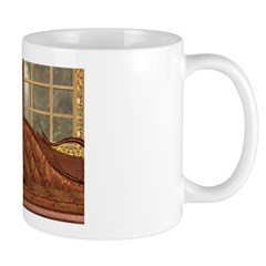 Flight of the Swan (Elegant) Mug