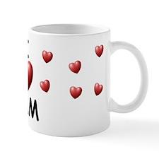I Love Pam - Mug