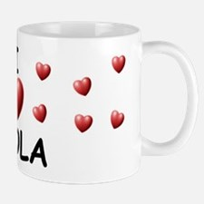I Love Paola - Mug