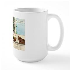Summer Siesta Large Mug