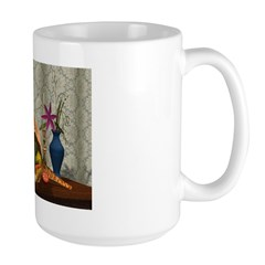 Cornucopia Large Mug
