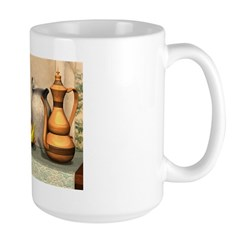 Be Our Guest Large Mug