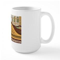 Flight of the Swan (Eclectic) Mug