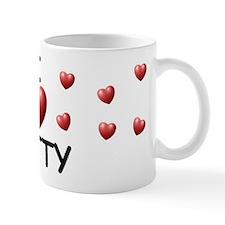 I Love Patty - Small Mugs