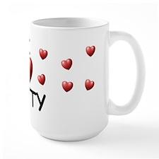I Love Patty - Mug