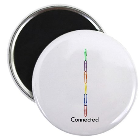 """Connected 2.25"""" Magnet (10 pack)"""