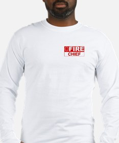 Fire Chief Long Sleeve T-Shirt