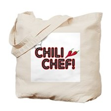 Chili Chef Tote Bag