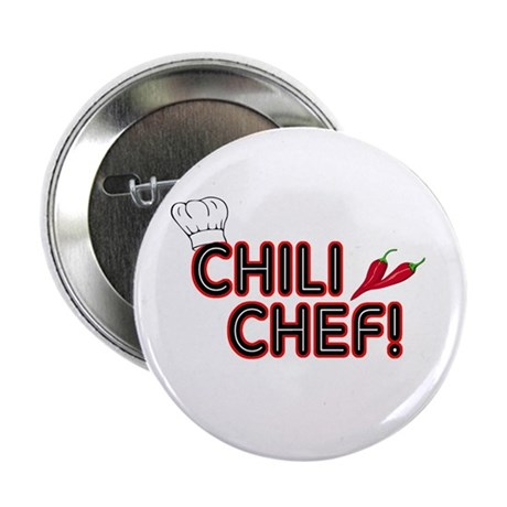"Chili Chef 2.25"" Button (10 pack)"