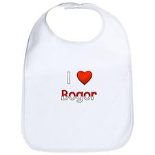 I Love Bogor Bib