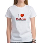 I Love Batam Women's T-Shirt