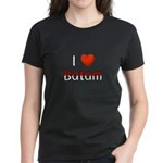 I Love Batam Women's Dark T-Shirt