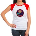 Blood Tribe Police Women's Cap Sleeve T-Shirt