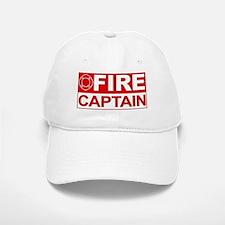 Fire Baseball Baseball Captain Baseball Baseball Cap