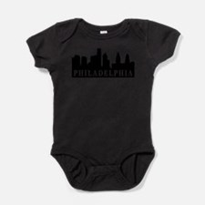 Cute Downtown Baby Bodysuit